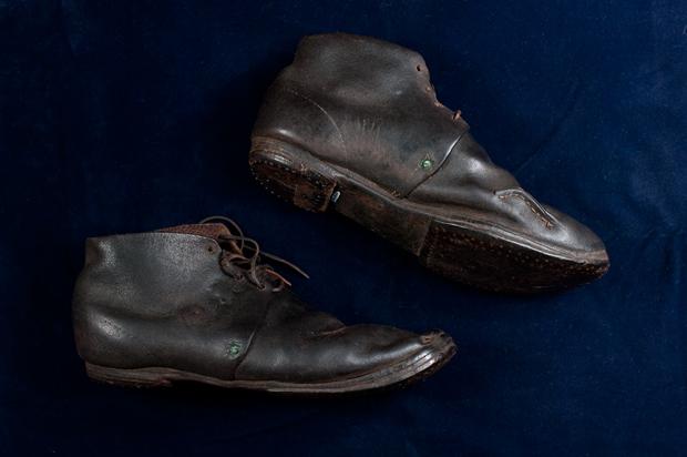 OTZ Shoes OTZ Brogan Leather