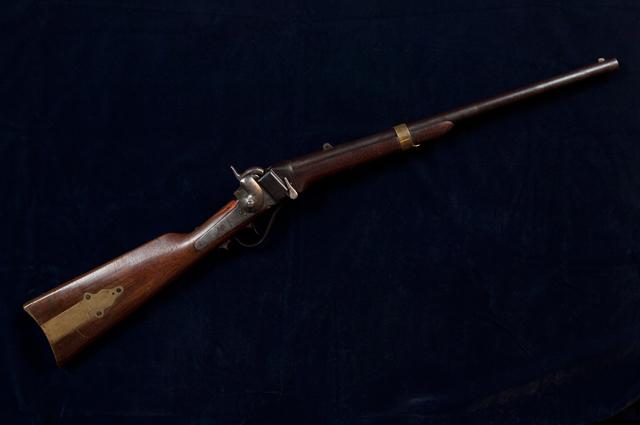 Civil War Virtual Museum | Bleeding Kansas | Model 1853